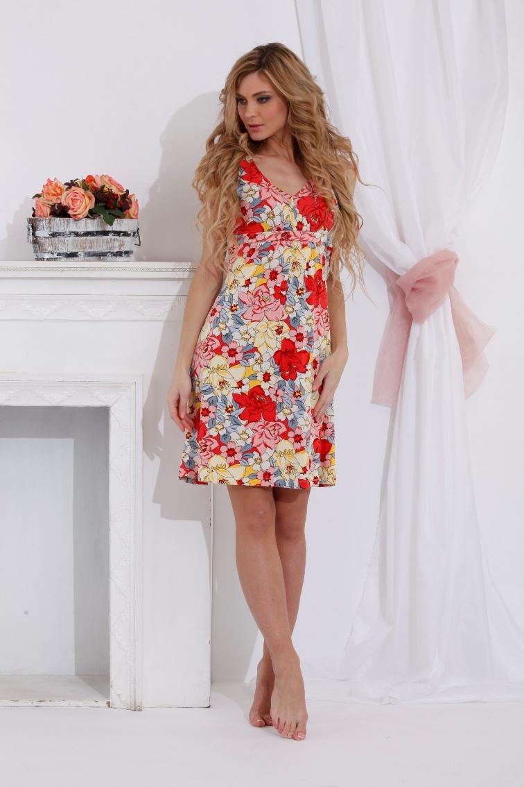 Летнее платье для женщин фото